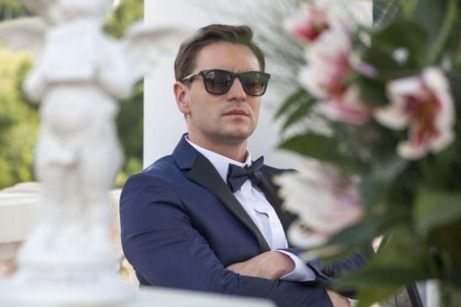 Владимир Жеребцов в сериале «Наживка для ангела»