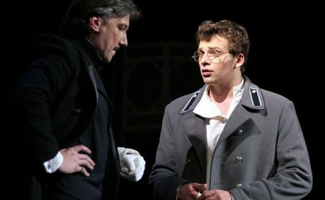 Алексей Янин в театре