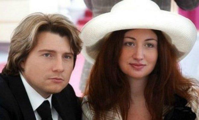 Николай Басков и Светлана Шпигель