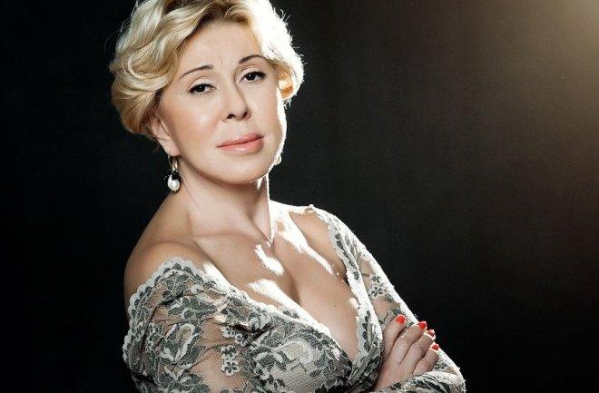 Певица Любовь Успенская