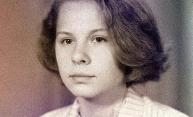 Дина Корзун в молодости