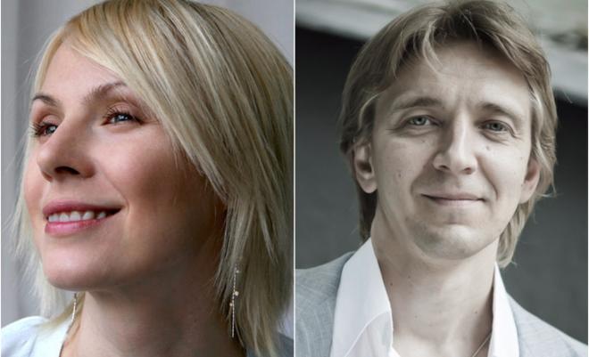 Дина Корзун и Алексей Зуев