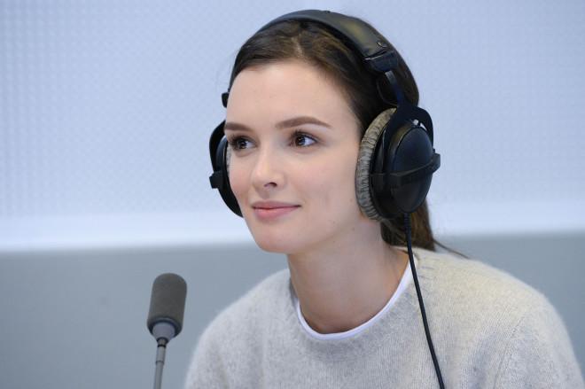 Актриса Паулина Андреева