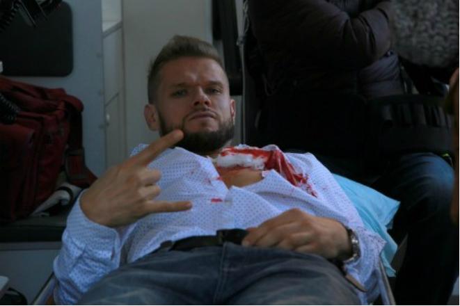 Владимир Яглыч снялся в триллере