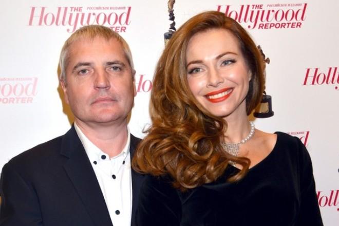 Владимир Абашкин и Екатерина Гусева