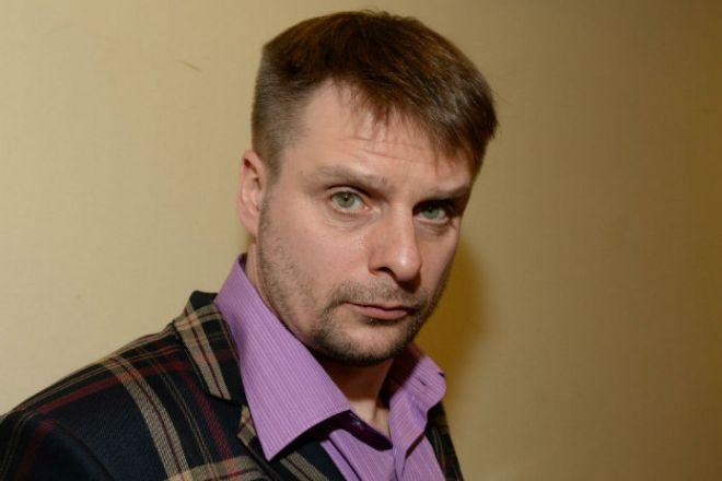 Актер Александр Носик