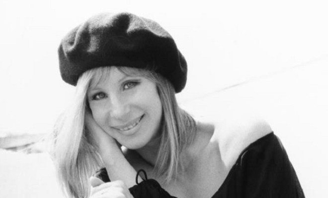 Барбра Стрейзанд в молодости