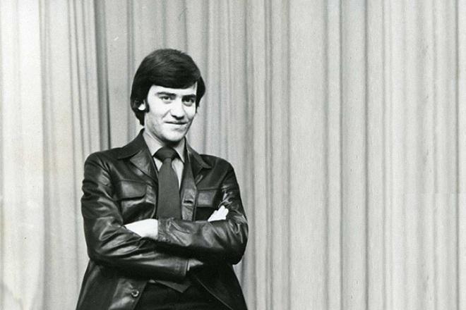 Валерий Гергиев в молодости