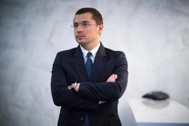 Предприниматель Василий Бровко