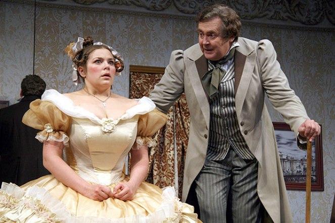 Ирина Пегова в театре