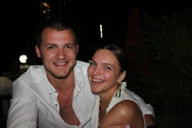 Виктор Рыбинцев и Наталья Земцова