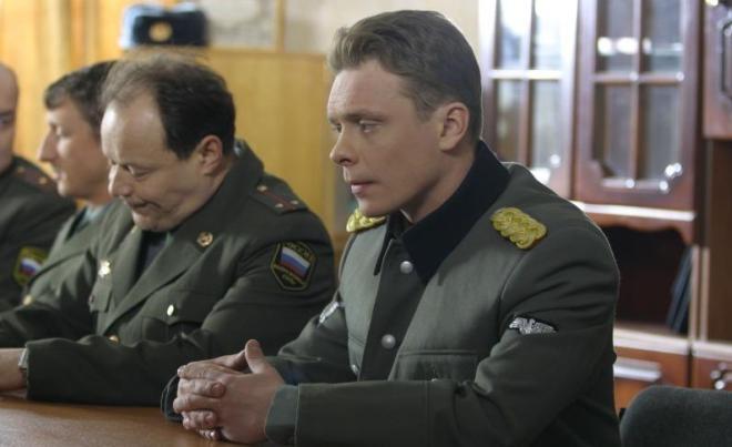 Павел Майков в сериале «Солдаты»