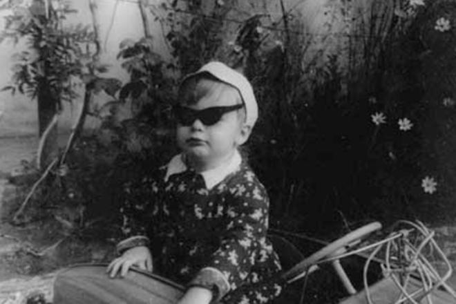 Андрей Григорьев-Аполлонов в детстве