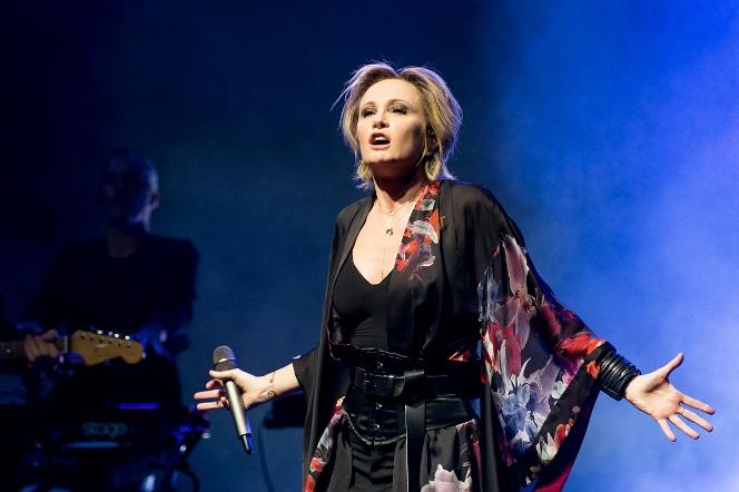 Патрисия Каас на сцене