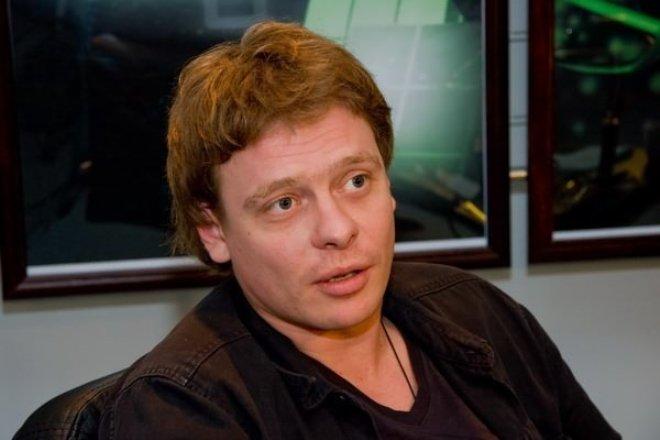 Актер Павел Майков