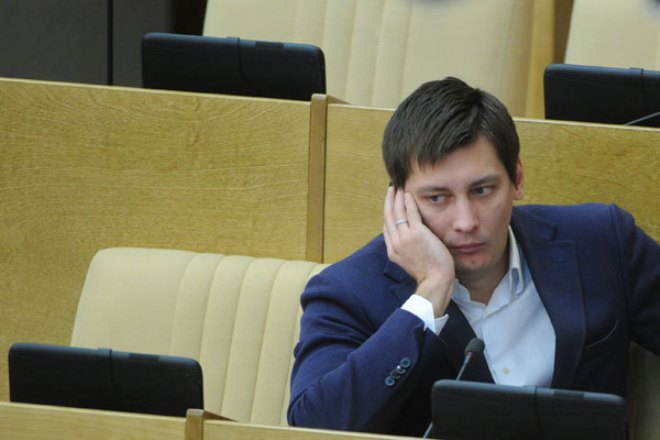Дмитрий Гудков в Госдуме