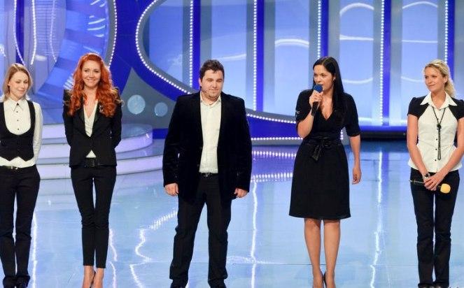 Юлия Ахмедова и команда КВН