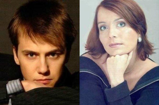 Иван Жидков и Екатерина Семенова