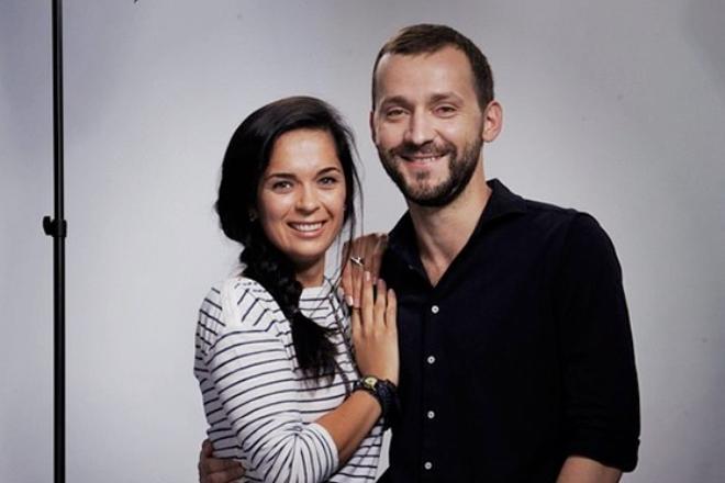 Юлия Ахмедова и Руслан Белый