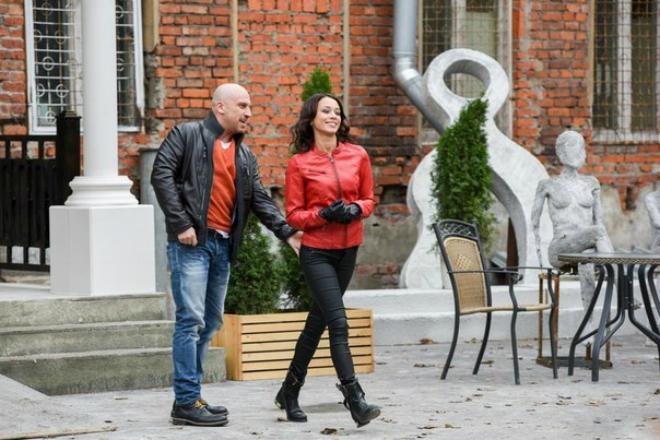 Дарья Храмцова и Дмитрий Нагиев в комедии