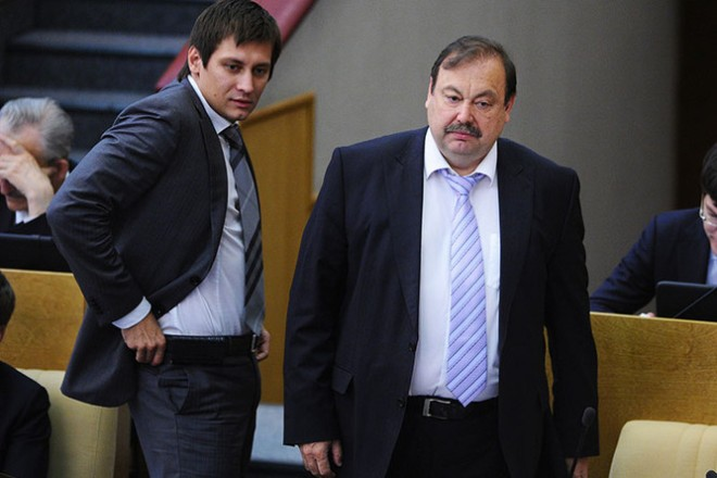 Дмитрий и Геннадий Гудковы