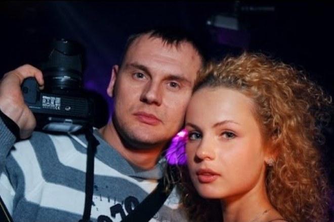Александра Харитонова и Степан Меньщиков