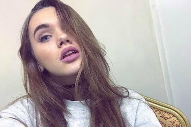 Певица Ангелина Романовская