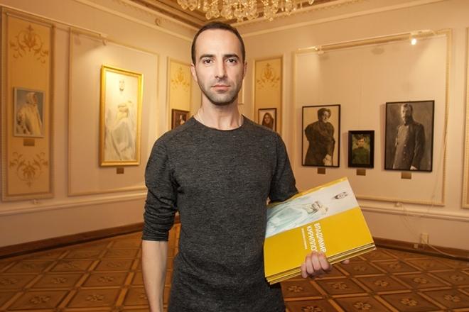 Актер Илья Любимов