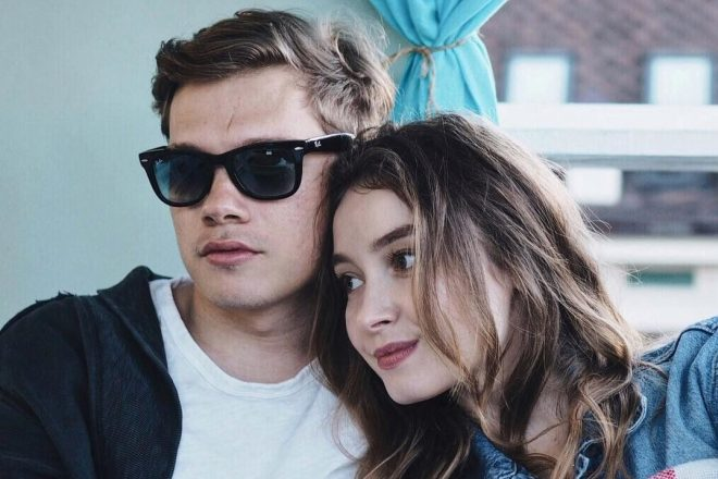 Игорь Ибрагимов и Юлия Маргулис