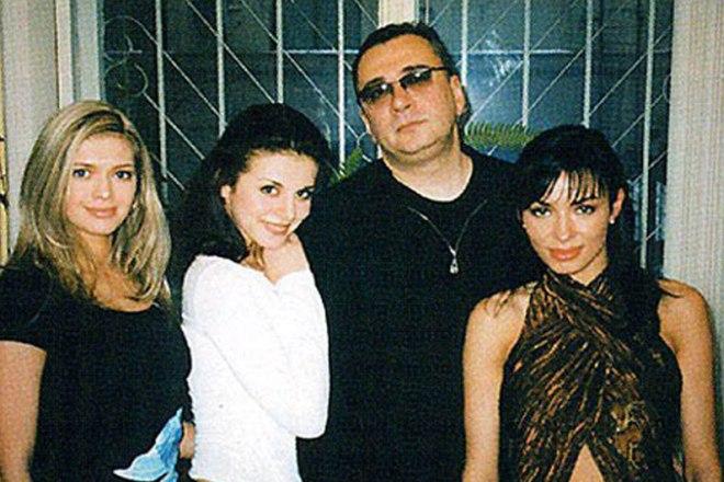 Константин Меладзе и группа