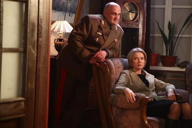 Дарья Михайлова в сериале «На дальней заставе»