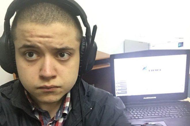 Видеоблогер Фирамир