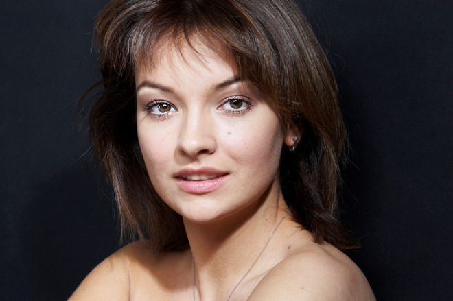 Актриса Ольга Павловец