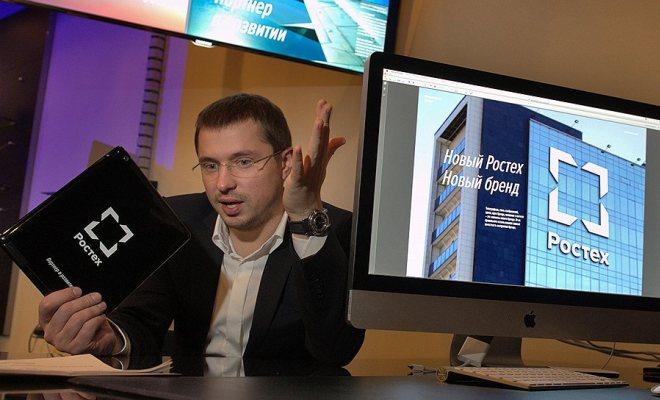Василий Бровко, «Ростех»