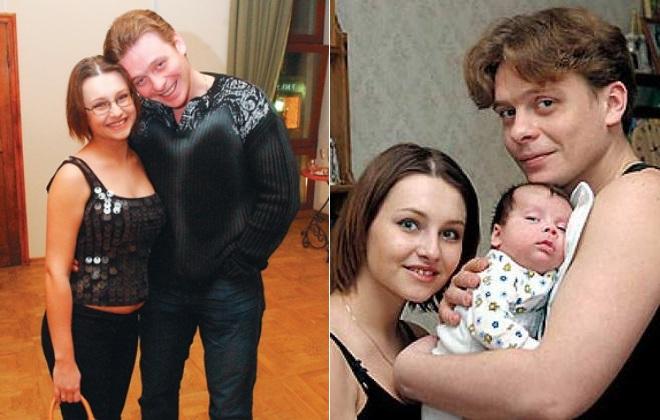 Павел Майков и Екатерина Масловская