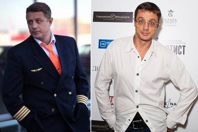 Макаров фото актер похудел фото