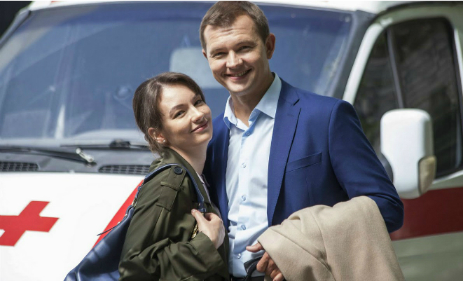 Ольга Павловец в фильме 2018 года «Мое сердце с тобой»