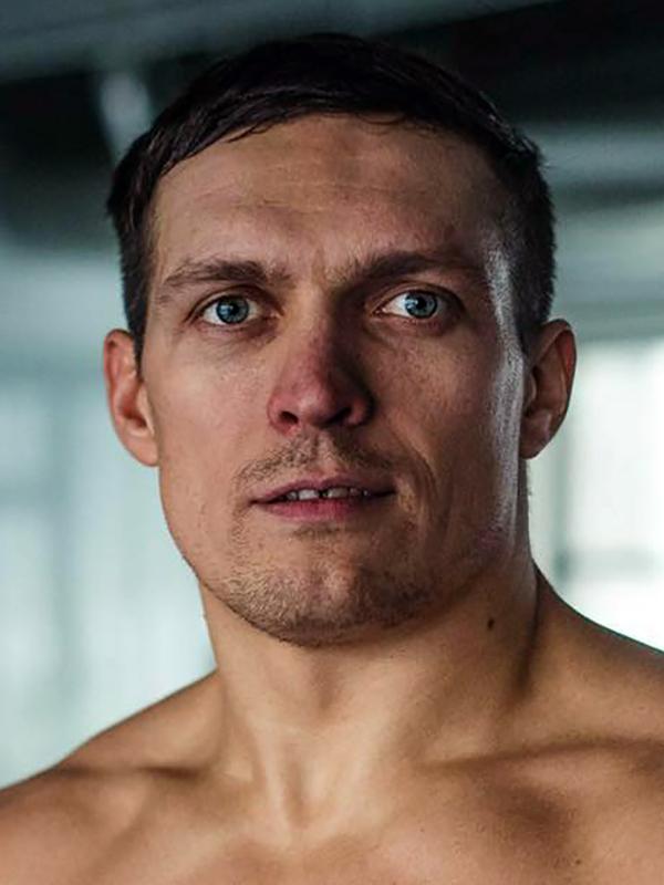 Александр Усик - биография боксера, карьера и личная жизнь, фото и видео