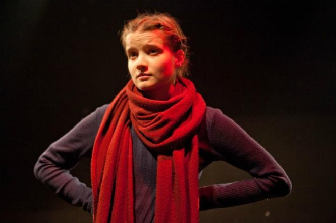 Мария Поезжаева в театре