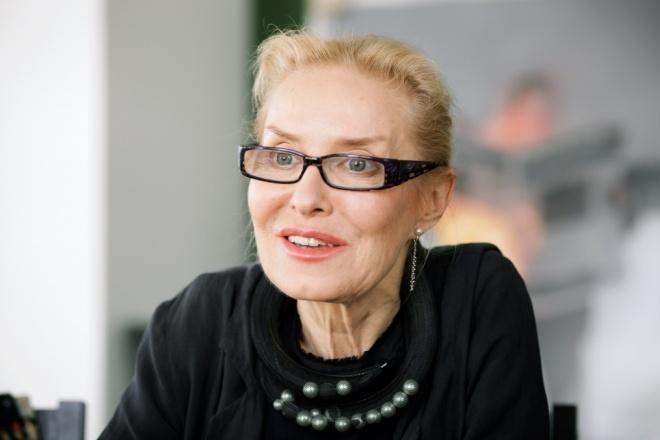 Искусствовед Ольга Свиблова
