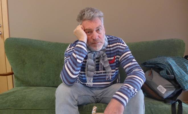 Журналист Артемий Троицкий