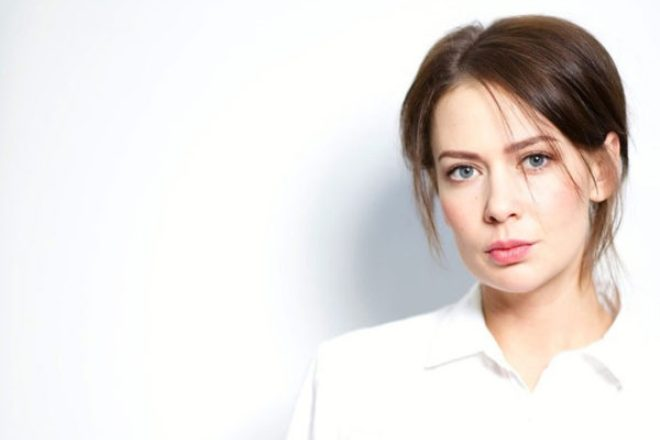 Актриса Наталья Ноздрина