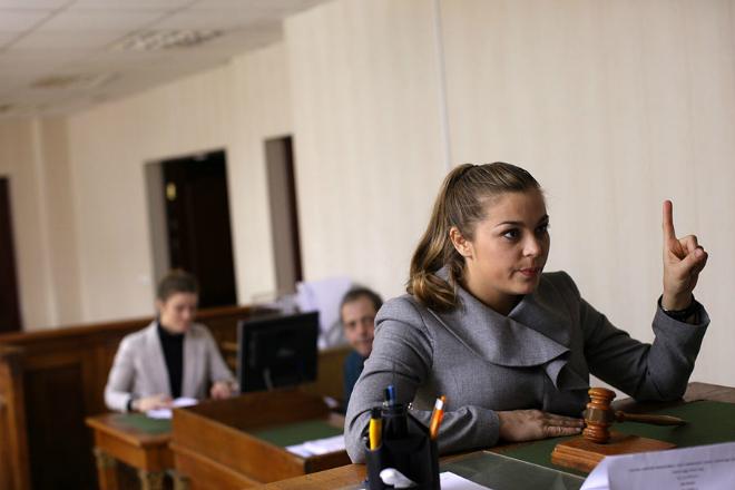 Ирина Пегова в сериале