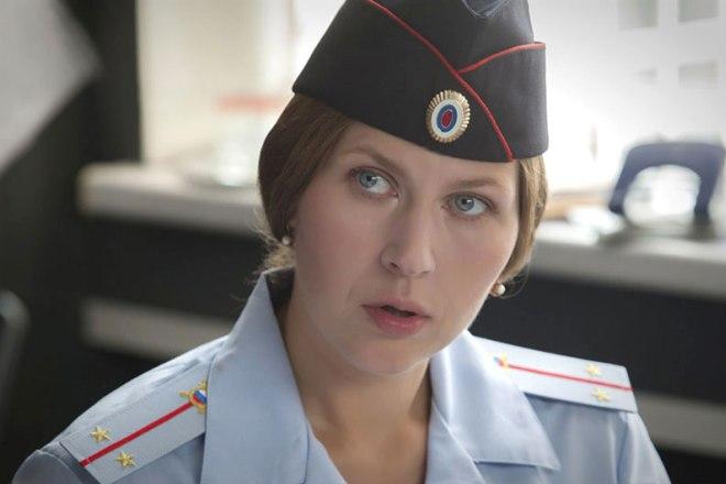 Екатерина Порубель в сериале «Женщина без чувства юмора»
