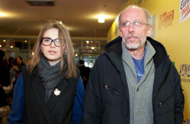 Александр Гордон и Нина Щипилова