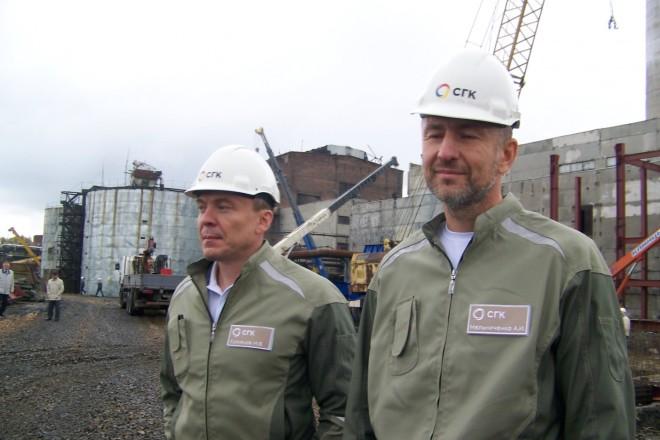 Михаил Кузнецов и Андрей Мельниченко