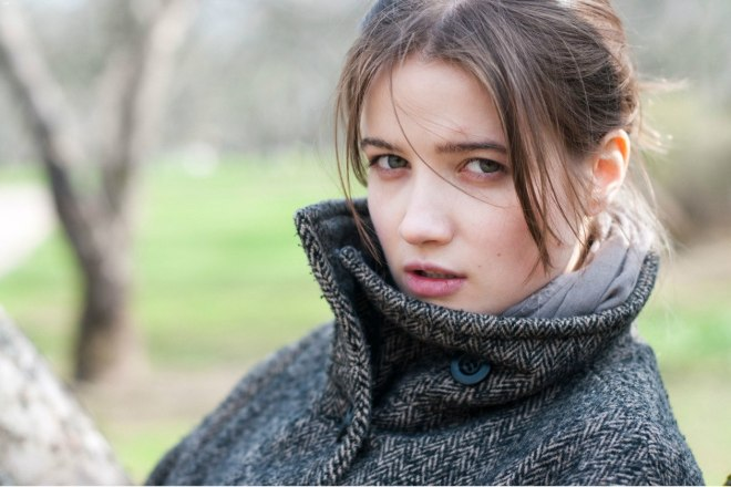 Актриса Мария Поезжаева