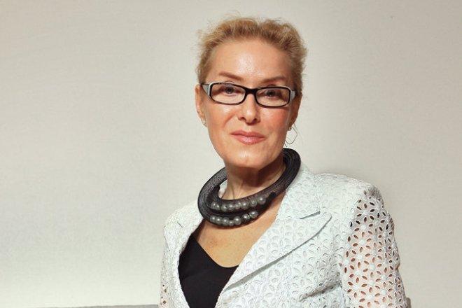 Искусствовед и кинорежиссёр-документалист Ольга Свиблова