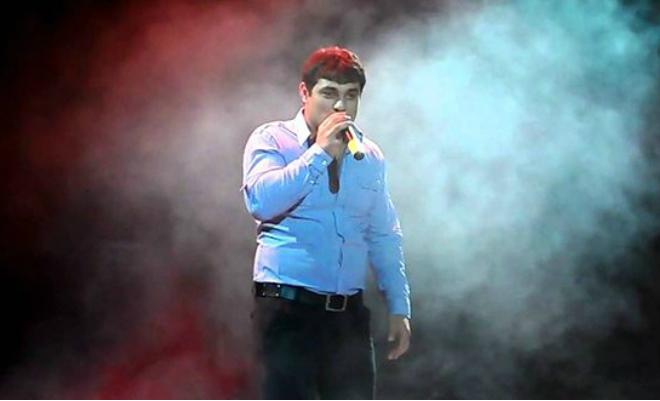 Первую песню Мурат Тхагалегов записал на студии в 24 года