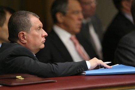 Игорь Сечин занимал самые высокие посты